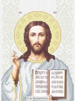 Ісус Вседержитель ЧВ-3448 Бісерок