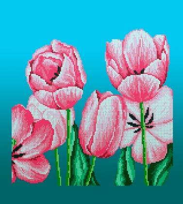 Тюльпани ЧВ-6004 Бісерок