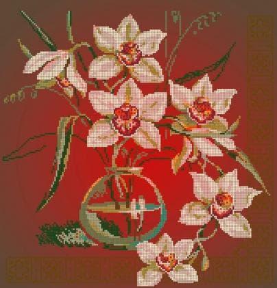 Орхідеї ЧВ-6007 Бісерок