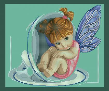 Маленька фея ЧВ-6020 Бісерок