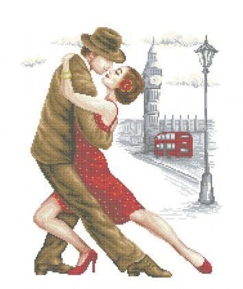 Танго. Лондон ЧВ-6038 Бісерок