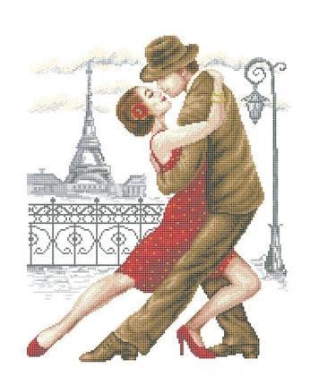 Танго. Париж ЧВ-6039 Бісерок