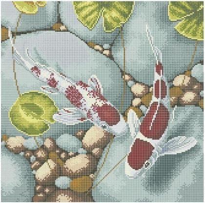 Рибки ЧВ-6042 Бісерок