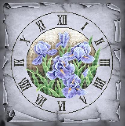 Годинник Іриси ЧВ-6051 С Бісерок