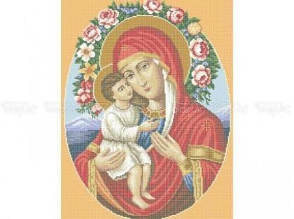 Мати Божа Жировицька ЧВ-6081 Бісерок