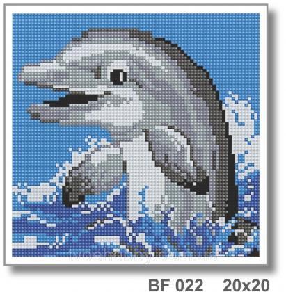 Дельфін DBF 001 Твоє хоббі