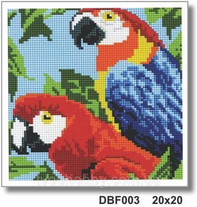 Папуги DBF 003 Твоє хоббі