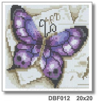 Метелик DBF 012 Твоє хоббі