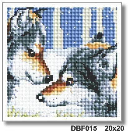 Вовки DBF 015 Твоє хоббі