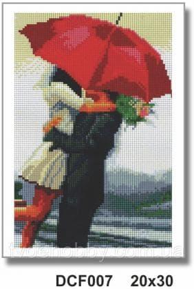 Закохані під парасолькою DCF 007 Твоє хоббі