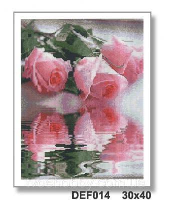 Троянди на воді DEF 014 Твоє хоббі