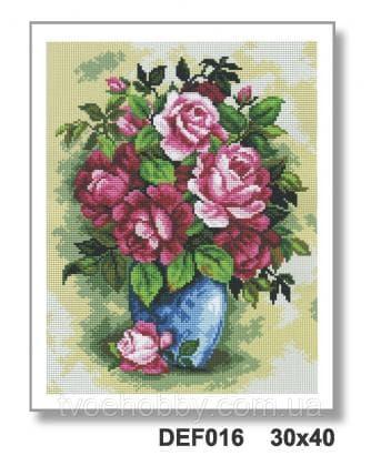 Квіти DEF 016 Твоє хоббі