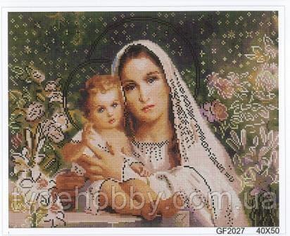 Мадонна з немовлям DGF 021 Твоє хоббі