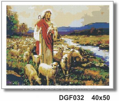 Ісус добрий пастир DGF 032 Твоє хоббі