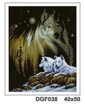 Вовки DGF 038 Твоє хоббі
