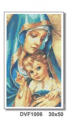 Мадонна з немовлям DVF 1006 Твоє хоббі