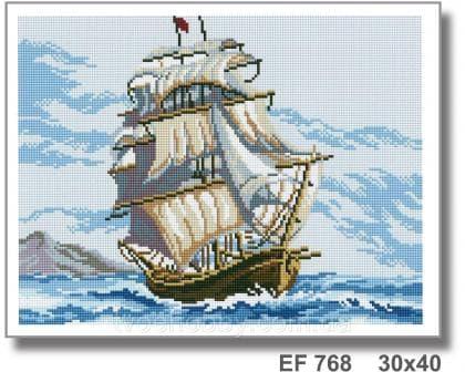 Корабель EF 768 Твоє хоббі