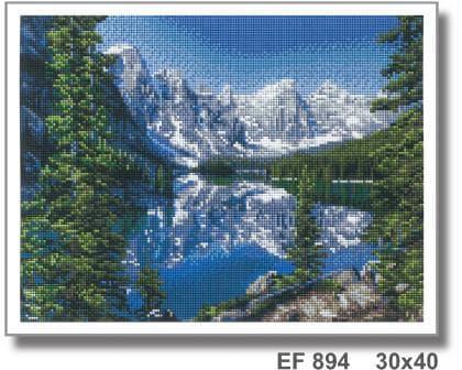 Гірське озеро EF 894 Твоє хоббі