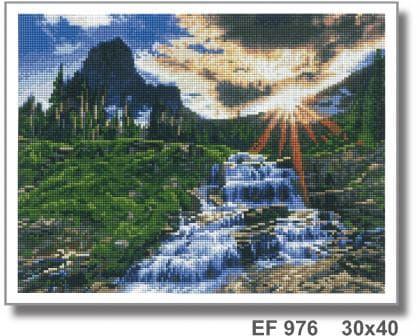 Маленький водоспад EF 976 Твоє хоббі