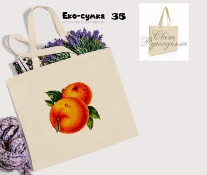 Еко-сумка ЕС-35 Світ рукоділля