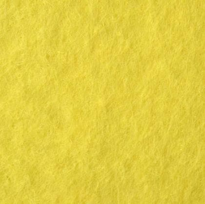 Фетр 1 мм жовтий ФЖВ-1