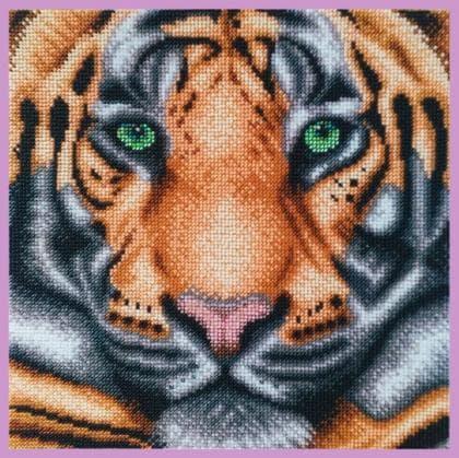 Тигр Р-412 Картини бісером