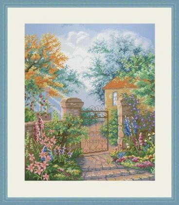 Хвіртка в сад