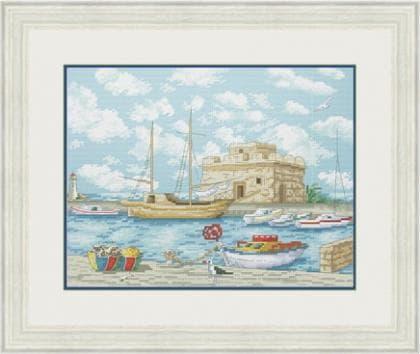 Замок біля моря 2 VN-161 Olanta