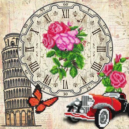 Годинник Спогади  про Італію FV-149 Світарт