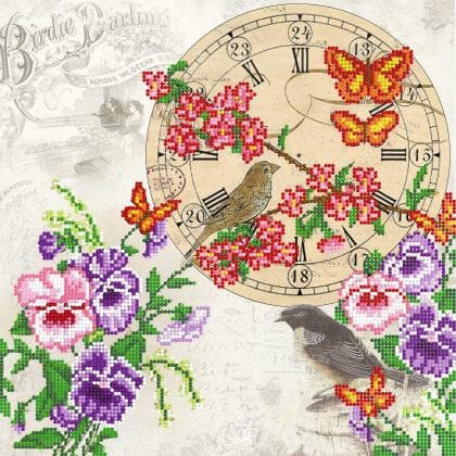 Годинник Милі пташки
