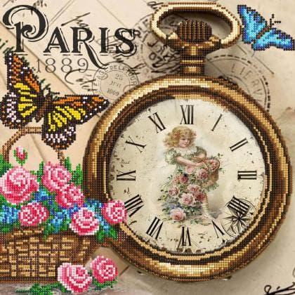 Годинник Спогади про Францію