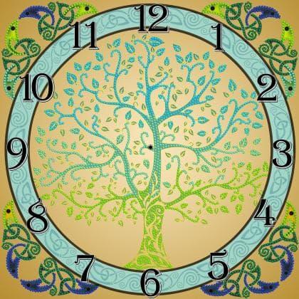 Годинник Дерево життя