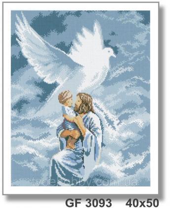 Голуб миру GF 3093 Твоє хоббі