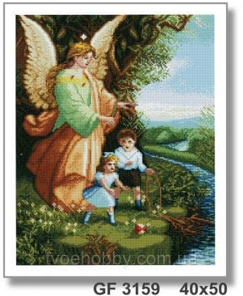 Ангел і діти GF 3159 Твоє хоббі