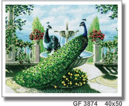 Павліни GF 3874 Твоє хоббі