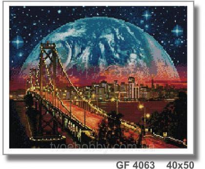 Вечірній міст GF 4063 Твоє хоббі