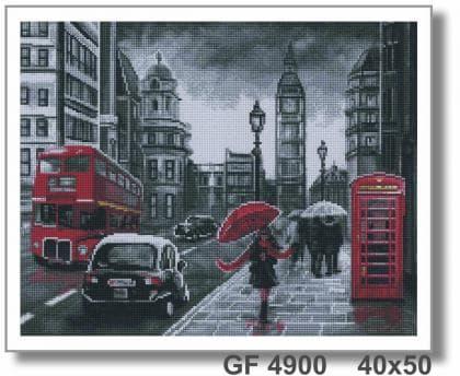 Лондонські етюди GF 4900 Твоє хоббі