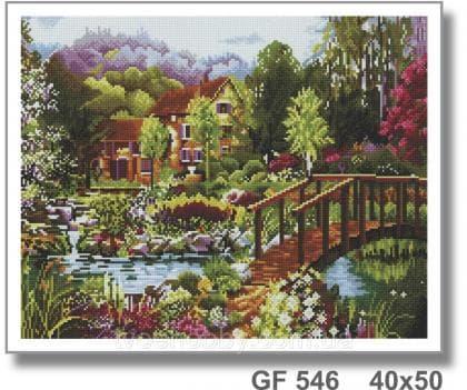 Квітучий сад GF 546 Твоє хоббі