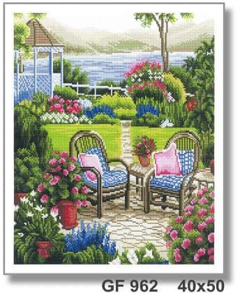 Квітковий сад GF 962 Твоє хоббі