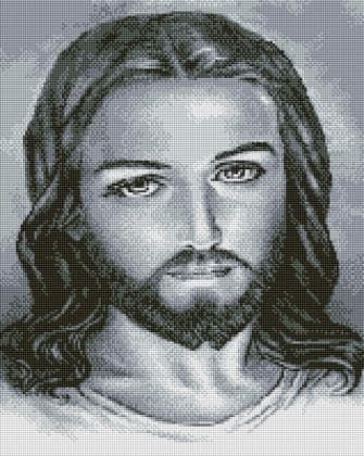 Ісус SP059 Алмазна мозаїка IF