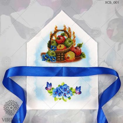 Хустка для спасівського букета ХСБ-001 VIRENA