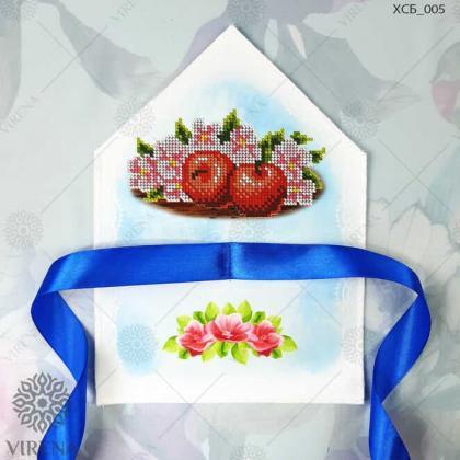 Хустка для спасівського букета ХСБ-005 VIRENA