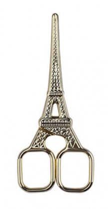 Ножиці Ейфелева вежа ЕВ-золото