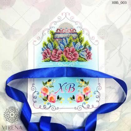 Хустка для великоднього букета ХВБ-003 VIRENA
