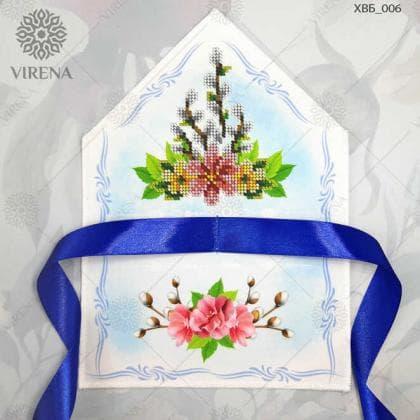 Хустка для великоднього букета ХВБ-006 VIRENA
