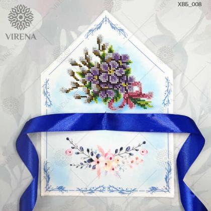 Хустка для великоднього букета ХВБ-008 VIRENA