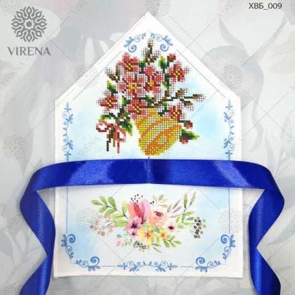 Хустка для великоднього букета ХВБ-009 VIRENA