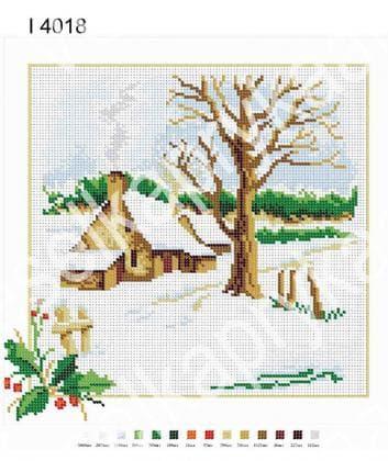 Пора року Зима Р-4018 Веселка Прикарпаття