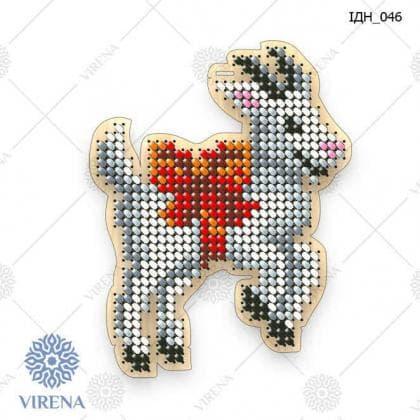 Ялинкова прикраса ІДН-046 VIRENA