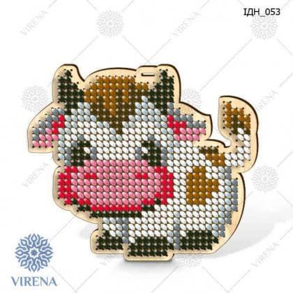 Ялинкова прикраса ІДН-053 VIRENA